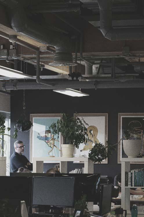 עוד תמונה של המשרד שלנו